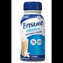 Ensure Original Nutrition Shake Vanilla 8 oz. Bottle