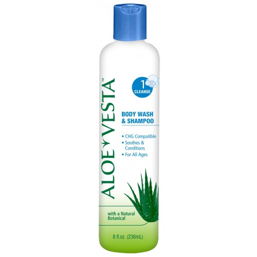 Aloe Vesta 2 n 1 Body wash and Shampoo