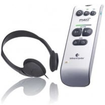 Maxi Personal Amplifier with Headphone