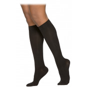 Sigvaris 230 Cotton Series Women's Knee High Compression Socks - 233C CLOSED TOE 30-40 mmHg