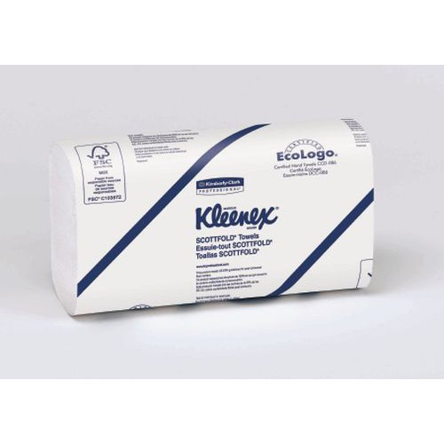 Kleenex Scottfold Paper Towels 8.1 x 12.4 Inch