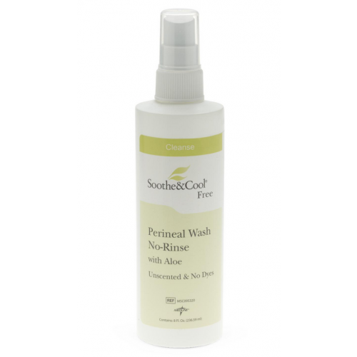 Soothe and Cool No Rinse Perineal Spray Wash