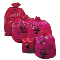 SAF-T-SEAL Infectious Waste Bag by Medi-Pak 03-4400