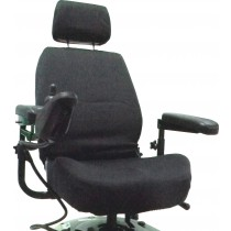Power Chair or Scooter Captain Seat Cover