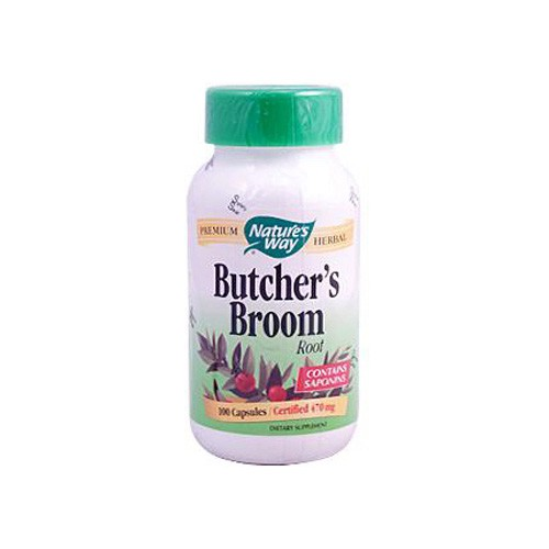 Nature's Way Butchers Broom Root