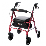 Roller Walker with Seat