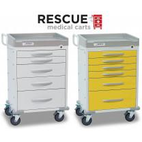 Detecto Rescue Series Medical Carts