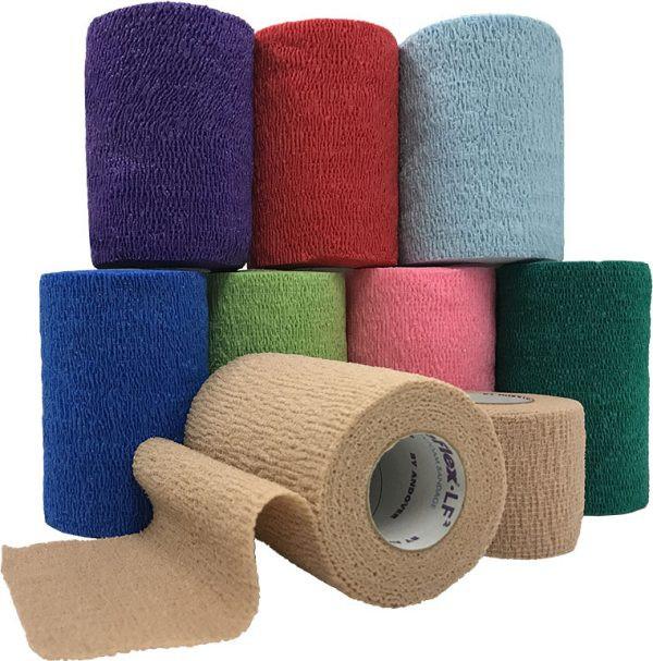 coflex nl bandage wrap latex free 6d6