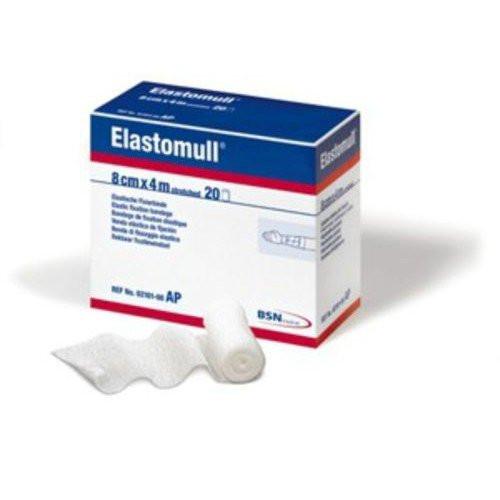 Elastomull Gauze Stretch Roll 2071001   4 Inch X 4.1 Yards by BSN