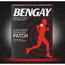 Bengay Ultra Strength Pain Relieving Patch