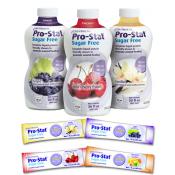 Pro Stat Sugar Free Liquid Protein - Cherry, Citrus, Vanilla, Grape
