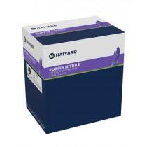 55093 Large Purple Nitrile Gloves