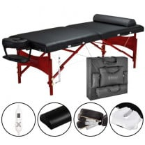 Roma LX Therma-Top Massage Table Pro Package
