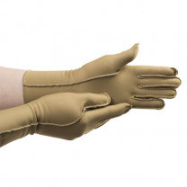 Isotoner Full Finger Therapeutic Compression Gloves