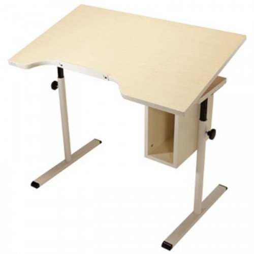 "Adjustable Tilt ADA Desk 40"" x 24"""