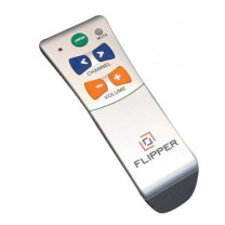Flipper Big Button Universal TV Remote