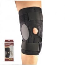 Orthotex Knee Stabilizer Wrap with ROM Hinged Bars