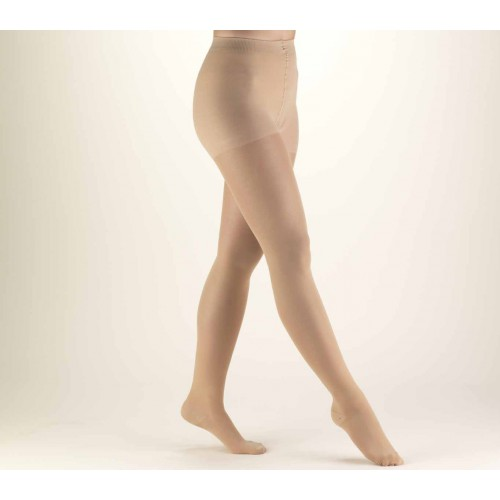 TRUFORM Women's TruSheer Compression Pantyhose 30-40 mmHg