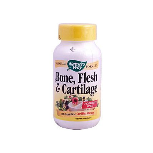 Natures Way Bone Flesh and Cartilage