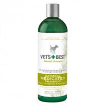 Oatmeal Medicated Dog Shampoo