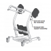 Stand Assist Upper Features