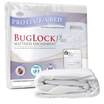 BugLock Plus Mattress Encasement
