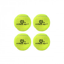 Hyper Pet 4 Pack Mini Balls - Medium Chew Strength