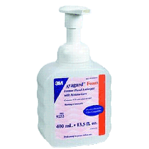 Avagard Foam Hand Sanitizer and Moisturizer