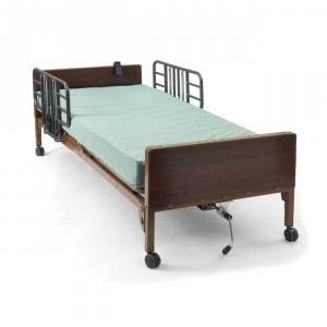 Medline Semi-Electric Basic Bed