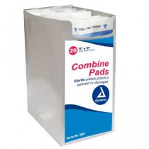 Dynarex Combine Pads - Sterile