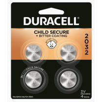 CR2032 Duracell Procell Batteries