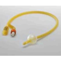 Dover Silicone Elastomer Foley Catheter