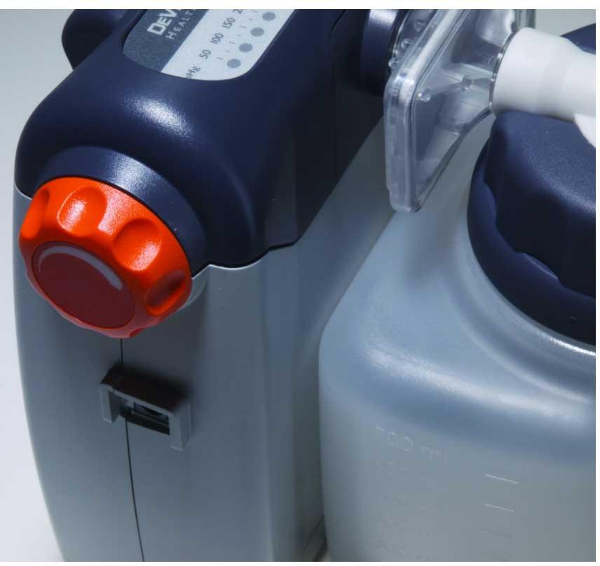 Devilbiss Vacu Aide Suction Machine Devilbiss 7305p D