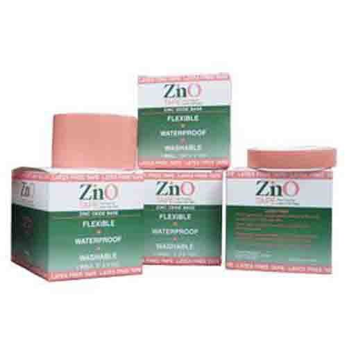 ZinO Zinc Oxide Waterproof Flexible Medical Tape