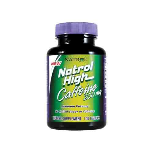 High Caffeine Energy Supplement