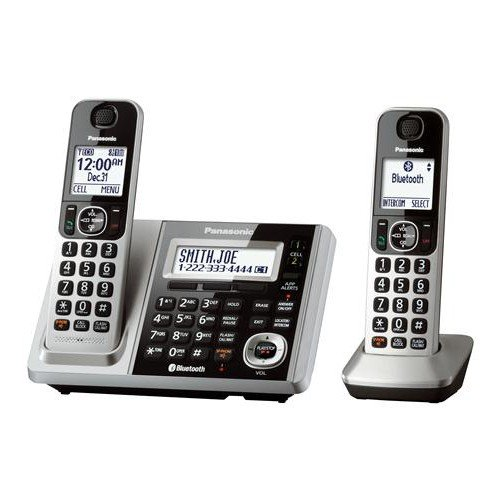 Link2Cell Bluetooth Cordless Phone and Answering Machine