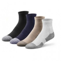 Shape To Fit Unisex Diabetic Ankle Socks