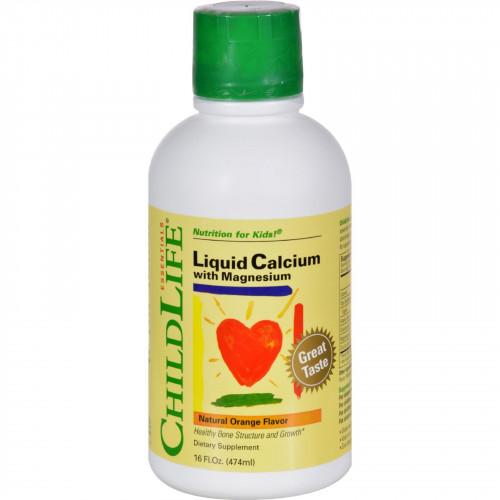 Childlife Liquid Calcium with Magnesium