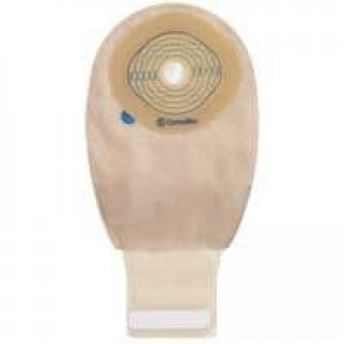 Esteem One-Piece Drainable Pouch with Modified Stomahesive Cut-to-Fit Skin Barrier, InvisiClose Tail Closure and Filter