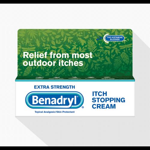 Benadryl Cream