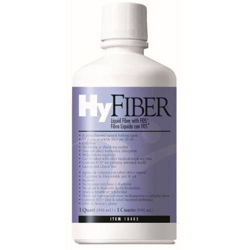 HyFIBER Liquid Fiber with FOS Citrus - 1 oz