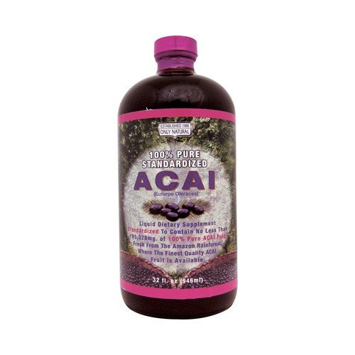 Only Natural Acai Berry Liquid