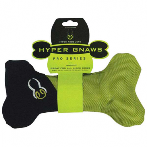 Hyper Pet Gnaws Big Bone Chew Toy