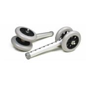 Fixed Walker Wheels