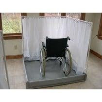 LiteShower Bariatric Portable Shower