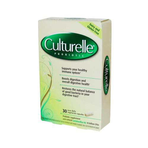 Culturelle Probiotic Capsules