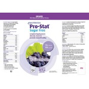 Pro Stat Sugar Free Liquid Protein Grape - 30 oz