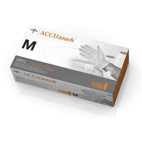 Accutouch Synthetic Exam Gloves, Latex Free