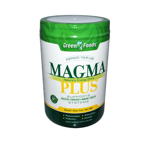 Green Foods Magma Plus Powder