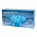 syntrile pf Blue Nitrile Exam Gloves Fully Textured Powder Free - Non-Sterile